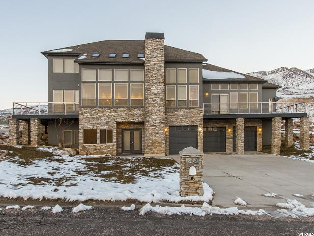Single Family for Sale at 5314 E ELKHORN Circle Eden, Utah 84310 United States