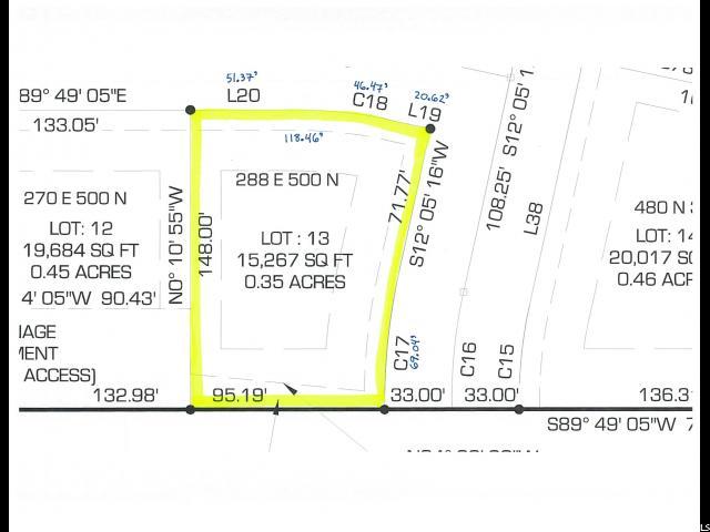 288 E 500 Millville, UT 84326 - MLS #: 1420803