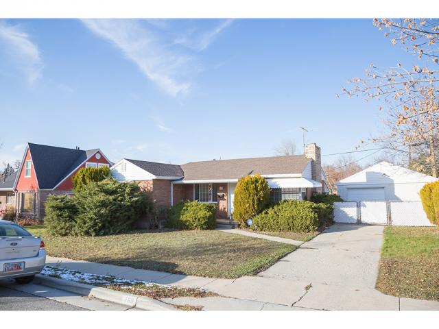 Home for sale at 769 E Barrows, Salt Lake City, UT 84106. Listed at 199000 with 2 bedrooms, 1 bathrooms and 891 total square feet