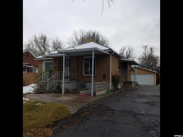 Home for sale at 2621 S Green St, Salt Lake City, UT  84106. Listed at 285000 with 3 bedrooms, 2 bathrooms and 1,952 total square feet