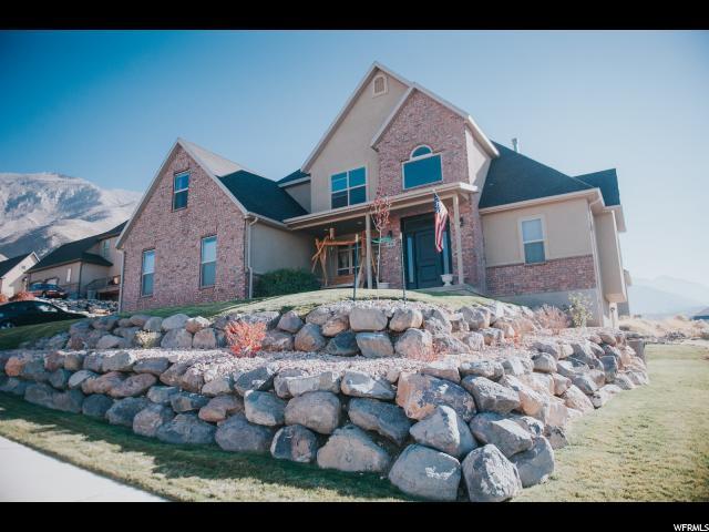单亲家庭 为 销售 在 976 E 370 S Santaquin, 犹他州 84655 美国