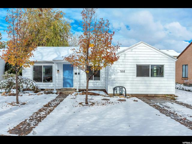 166 W LAYTON AVE, Salt Lake City UT 84115