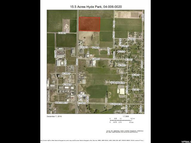 Land for Sale at 4250 N HWY 91 Hyde Park, Utah 84318 United States