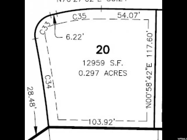 Additional photo for property listing at 20 LOT WASHINGTON VIS 20 LOT WASHINGTON VIS Washington, Юта 84780 Соединенные Штаты