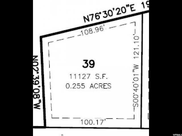 39 LOT WASHINGTON VIS Washington, UT 84780 - MLS #: 1421146
