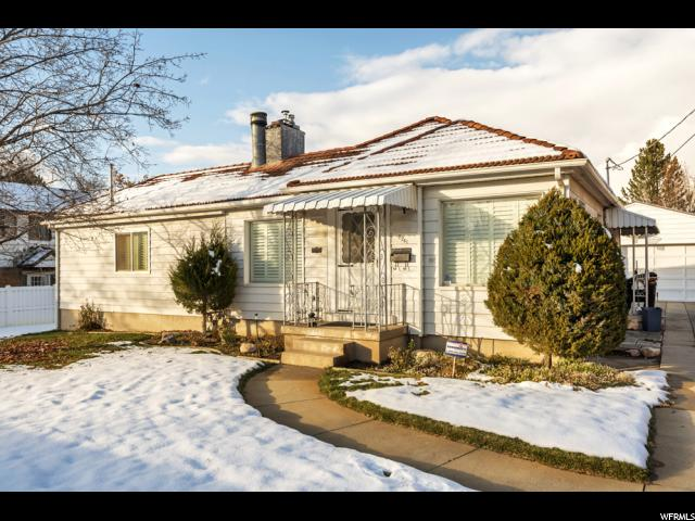 Home for sale at 2241 E Claybourne Ave, Millcreek, UT  84109. Listed at 359900 with 3 bedrooms, 2 bathrooms and 2,096 total square feet