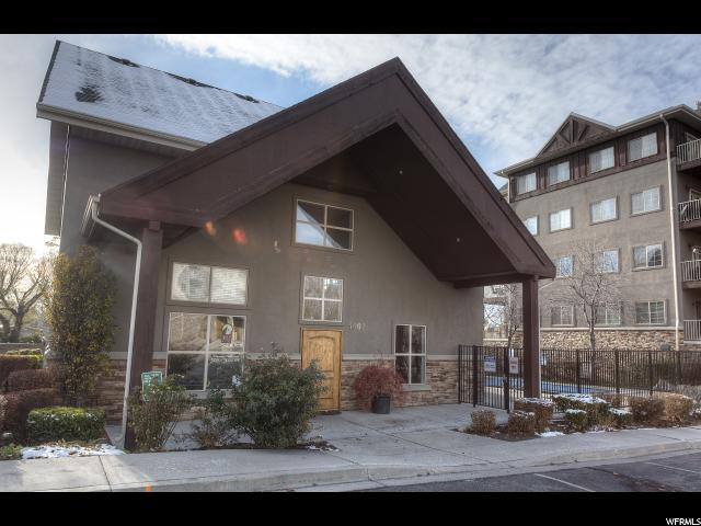 5012 S TIMBER WAY Unit 103, Salt Lake City UT 84117
