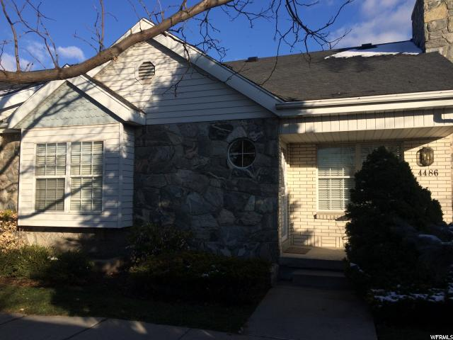 Home for sale at 4486 S New Vintage Ct #H, Salt Lake City, UT  84124. Listed at 329900 with 4 bedrooms, 3 bathrooms and 2,800 total square feet
