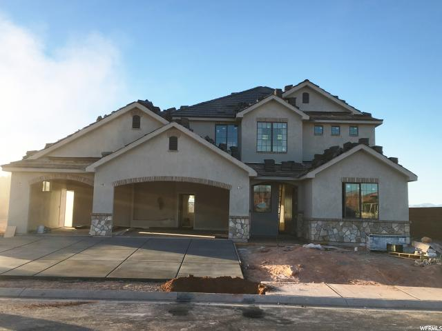 MLS #1421366 for sale - listed by Bob Richards, Keller Williams Realty St George (Success)