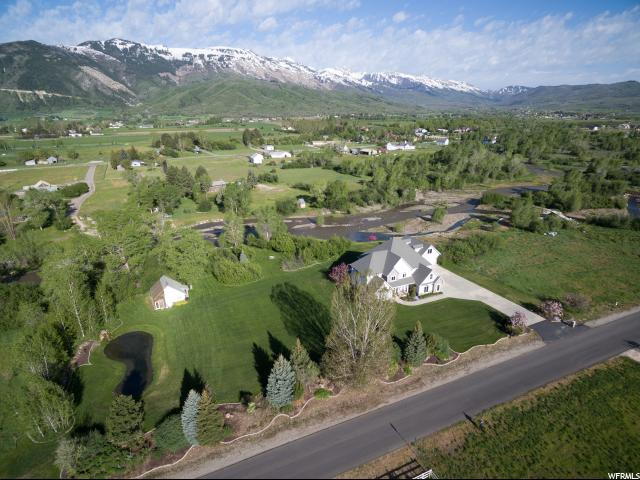 Single Family for Sale at 4233 N 4000 E 4233 N 4000 E Liberty, Utah 84310 United States