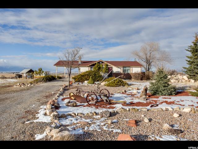 单亲家庭 为 销售 在 2360 PIGEON HOLLOW Road Spring City, 犹他州 84662 美国