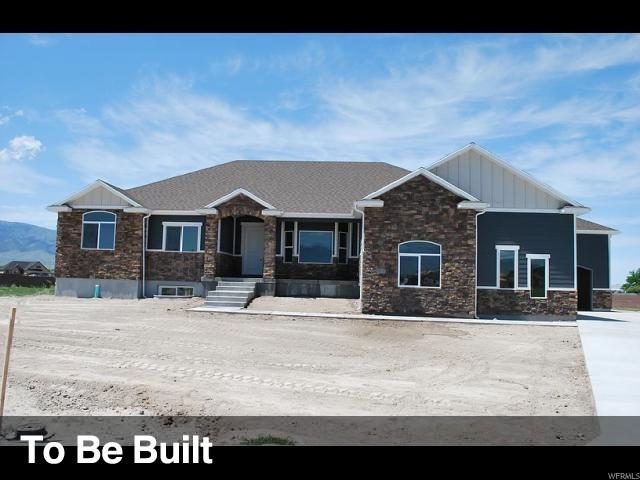 Single Family for Sale at 4791 N EVA Court Erda, Utah 84074 United States