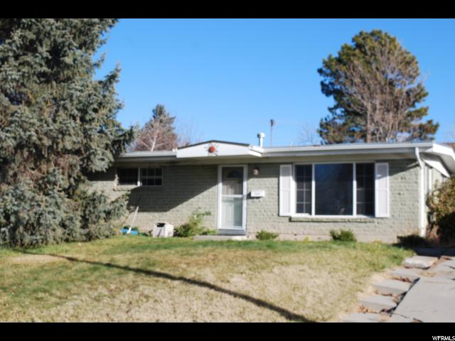 Home for sale at 4089 S 380 East, Millcreek, UT  84107. Listed at 205000 with 3 bedrooms, 2 bathrooms and 1,214 total square feet