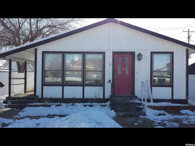 Single Family for Rent at 37 W 100 S Roosevelt, Utah 84066 United States