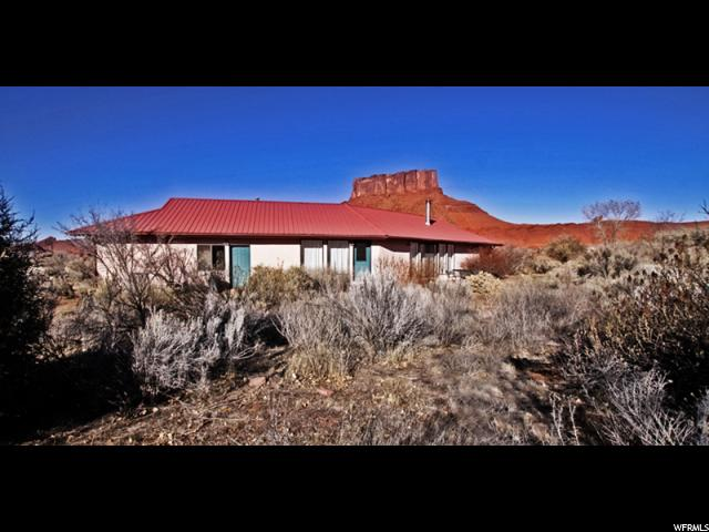 Single Family for Sale at 81 E BAILEY Lane Castle Valley, Utah 84532 United States