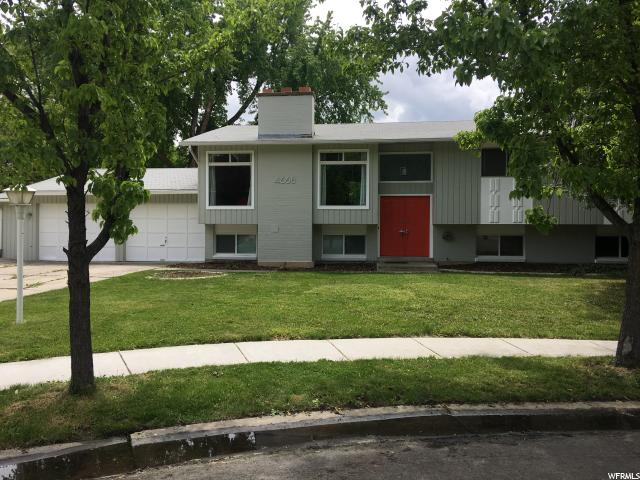 4668 S BONNER CIR Salt Lake City, UT 84117 - MLS #: 1421705