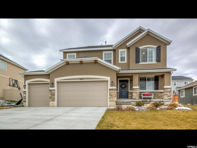 2843 S FOX POINTE DR, Saratoga Springs UT 84045