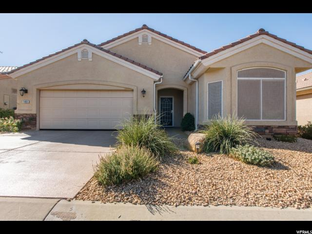MLS #1421741 for sale - listed by Bob Richards, Keller Williams Realty St George (Success)