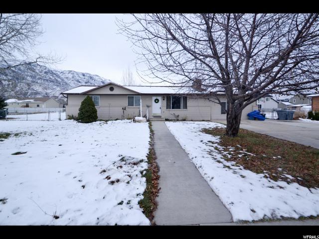 1232 N 1520 W, Pleasant Grove UT 84062