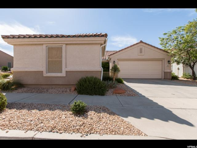 MLS #1421755 for sale - listed by Bob Richards, Keller Williams Realty St George (Success)