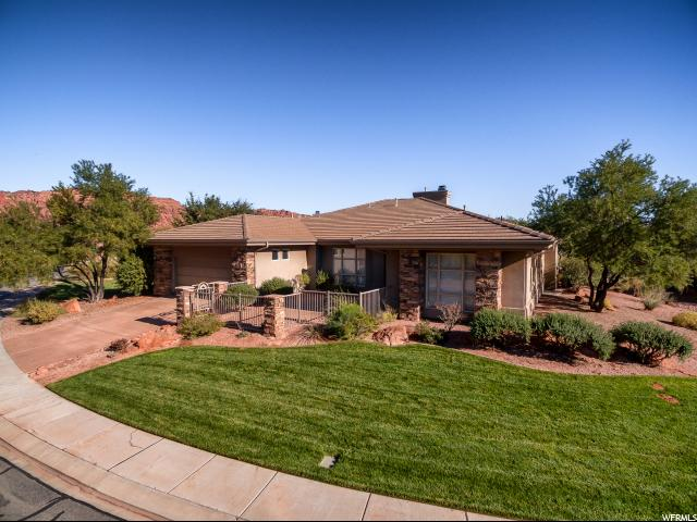 MLS #1421775 for sale - listed by Bob Richards, Keller Williams Realty St George (Success)
