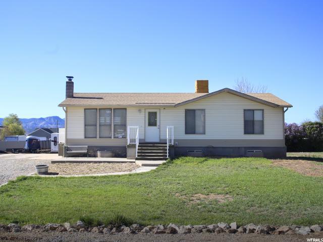 Unique la famille pour l Vente à 192 E 60 S Aurora, Utah 84620 États-Unis