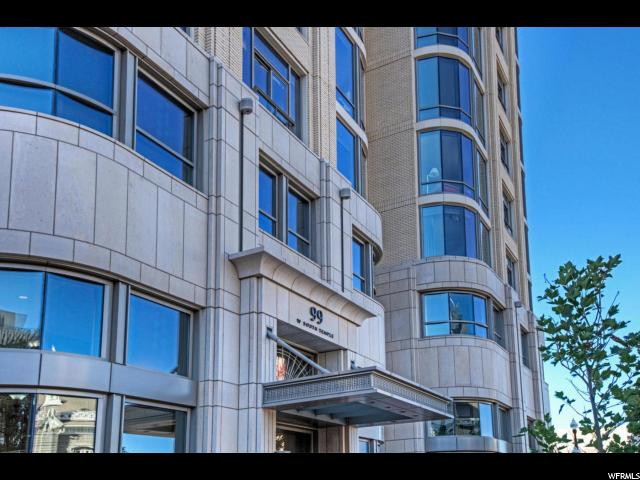 Home for sale at 99 W South Temple St #2005, Salt Lake City, UT  84101. Listed at 5500000 with 4 bedrooms, 4 bathrooms and 3,093 total square feet
