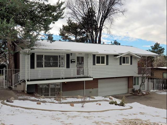 Home for sale at 2926 E Bonnie Brae Ave, Salt Lake City, UT  84124. Listed at 415000 with 4 bedrooms, 3 bathrooms and 2,048 total square feet