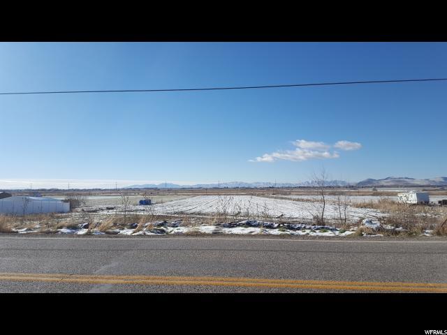أراضي للـ Sale في 6350 N HWY 38 6350 N HWY 38 Honeyville, Utah 84314 United States