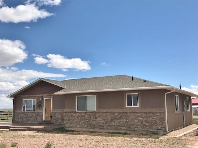 Single Family for Sale at 1425 W COBBLE HOLLOW Drive Roosevelt, Utah 84066 United States