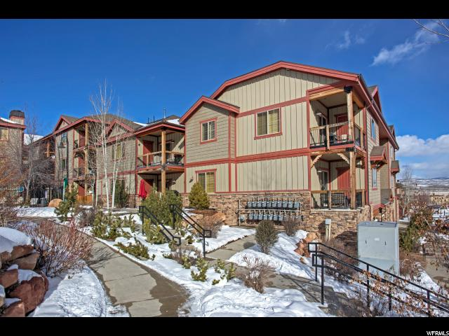 5519 N LILLEHAMMER LN Unit 1102, Park City UT 84098