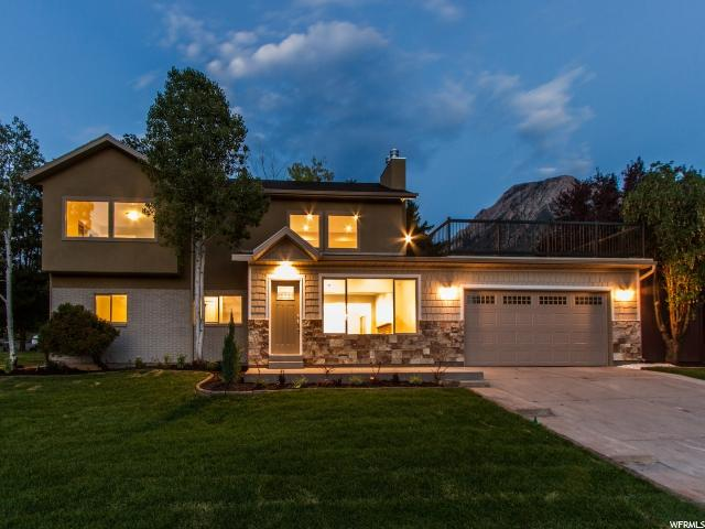 Home for sale at 4351 S 2990 East, Salt Lake City, UT  84124. Listed at 544000 with 5 bedrooms, 5 bathrooms and 3,540 total square feet
