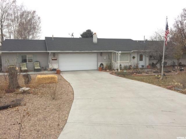 Single Family for Sale at 13576 E OAK CREEK CANYON Road Oak City, Utah 84649 United States
