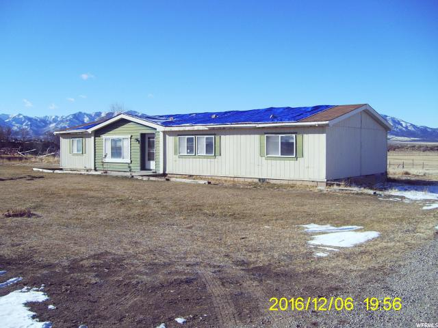 Single Family for Sale at 15 N MAIN Vernon, Utah 84080 United States