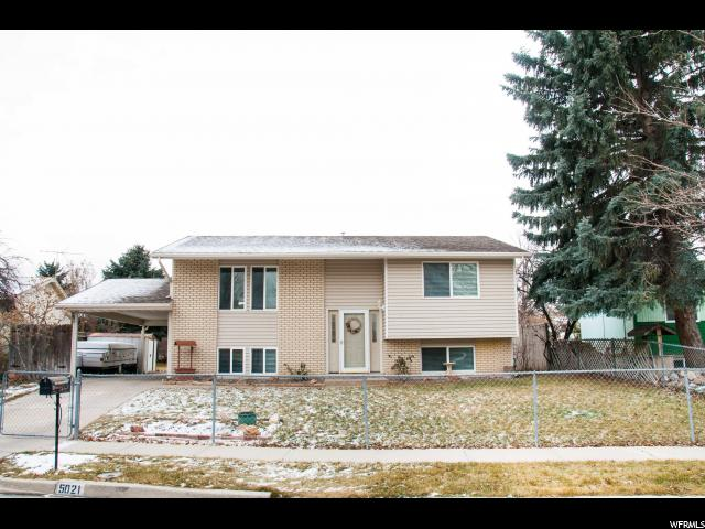 5021 W VALLEYVIEW DR, West Valley City UT 84120