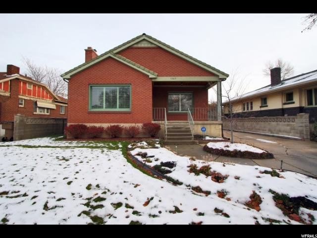 1369 S 500 E, Salt Lake City UT 84105