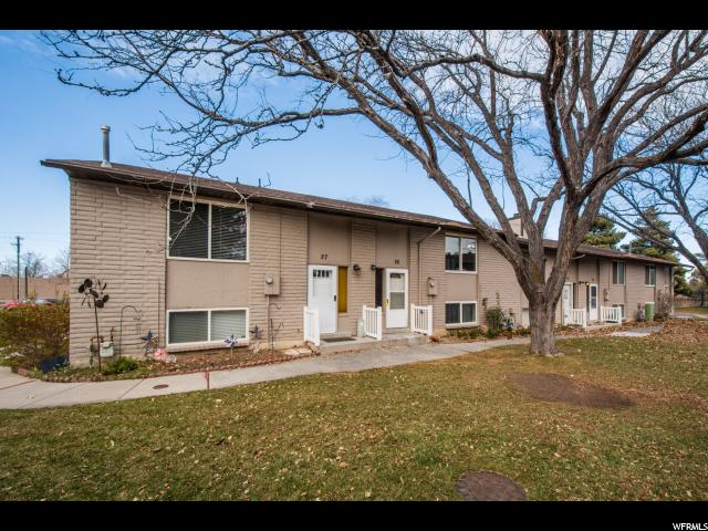 2226 W LA VISTA DR Unit H26, West Jordan UT 84088