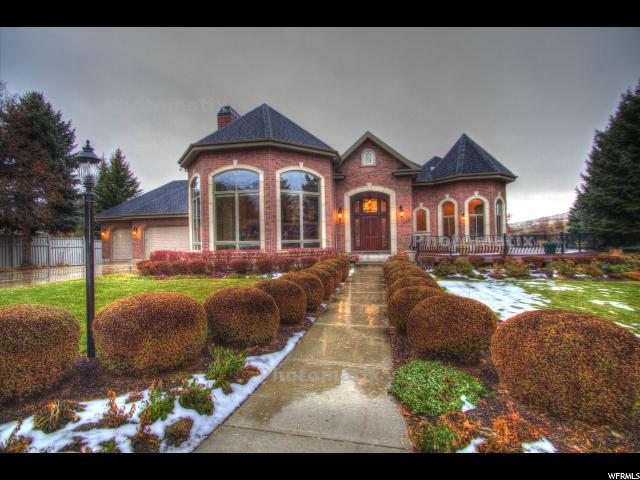 Single Family for Sale at 1100 N ELKRIDGE Lane Alpine, Utah 84004 United States