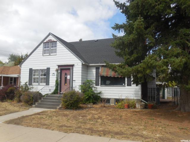 单亲家庭 为 销售 在 466 E PINE Street Pocatello, 爱达荷州 83201 美国