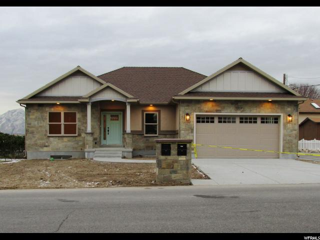 Single Family for Sale at 4869 S 1130 W Taylorsville, Utah 84123 United States