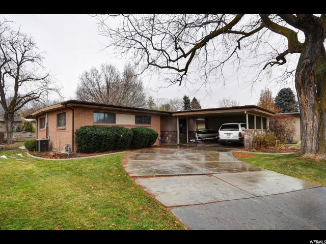 Home for sale at 3721 S Delia Cir, Salt Lake City, UT  84109. Listed at 479900 with 4 bedrooms, 3 bathrooms and 3,090 total square feet