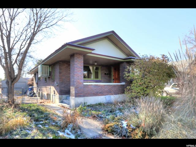 Home for sale at 162 E Cleveland, Salt Lake City, UT  84115. Listed at 234900 with 3 bedrooms, 1 bathrooms and 1,802 total square feet