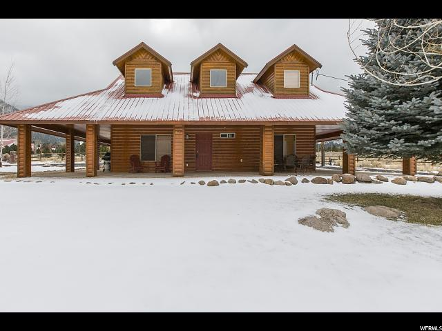 Single Family for Sale at 842 E MAIN Street Pine Valley, Utah 84781 United States