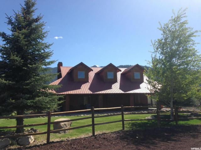 Single Family for Sale at 842 E MAIN Street 842 E MAIN Street Pine Valley, Utah 84781 United States