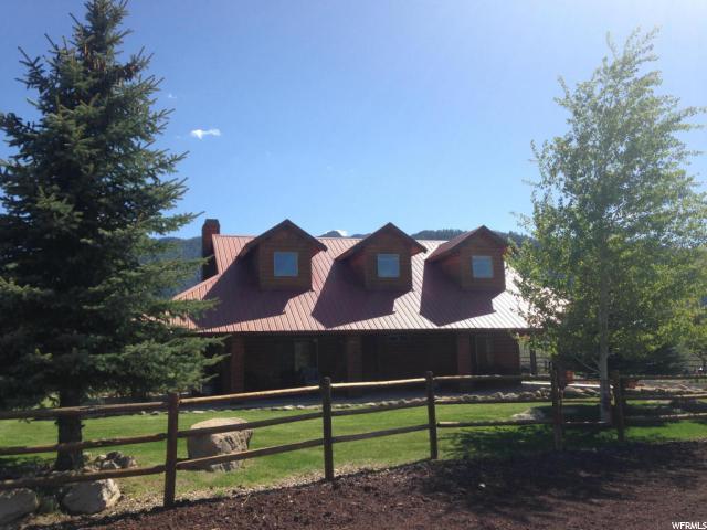 Single Family للـ Sale في 842 E MAIN Street 842 E MAIN Street Pine Valley, Utah 84781 United States