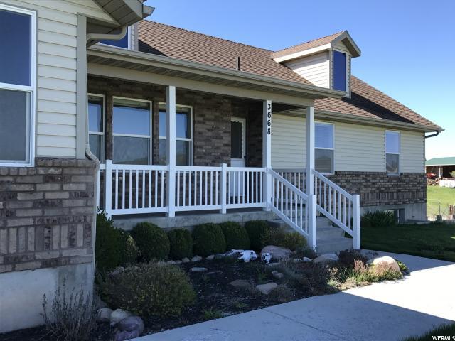 Один семья для того Продажа на 3668 E LAUREL Drive Franklin, Айдахо 83237 Соединенные Штаты