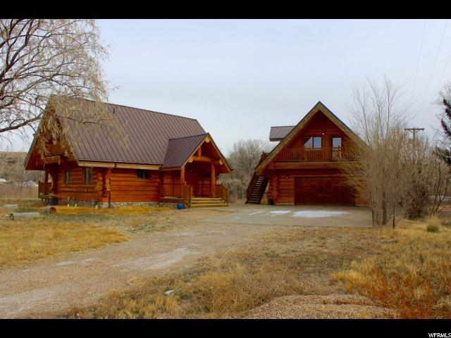 Single Family for Sale at 254 N 100 E Duchesne, Utah 84021 United States