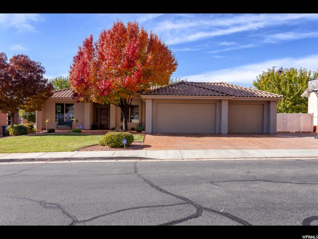 MLS #1422380 for sale - listed by Bob Richards, Keller Williams Realty St George (Success)