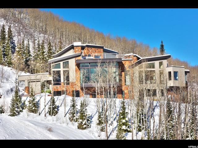 Single Family for Sale at 160 WHITE PINE CANYON Road Park City, Utah 84060 United States