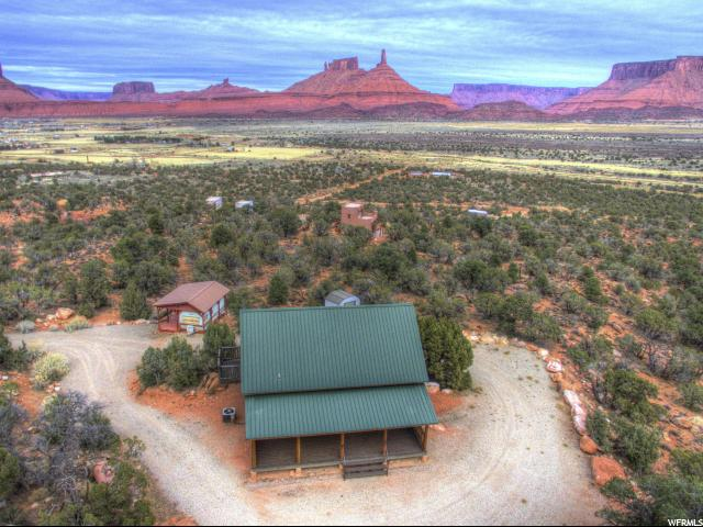 Single Family for Sale at 334 KEOGH Lane Castle Valley, Utah 84532 United States